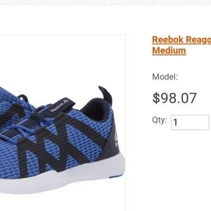 Other - New size 9 Men's Reago Pulse